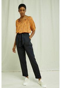 Hose - Tinsley Tapered Trousers - aus Bio-Baumwolle - People Tree