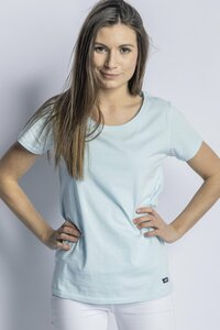 Premium Blank T-Shirt Ladies - dirts