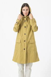 Damen Mantel ANNI aus Refibra Tencel - Grenzgang