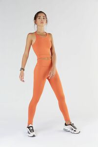 Damen Sport Leggings in 4 Farben Bio-Baumwolle Sport Hose T1300 - True North