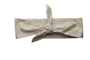 Haarband, gemustert - Passepartout