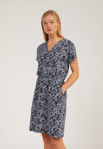 LAAVI FLOWER SPRINKLE - Damen Jerseykleid aus TENCEL Lyocell Mix - ARMEDANGELS