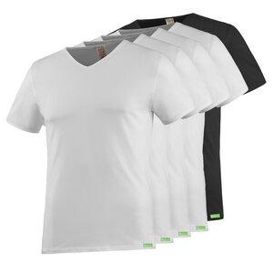 SoulShirt 5er Pack Männer-T-Shirt - kleiderhelden