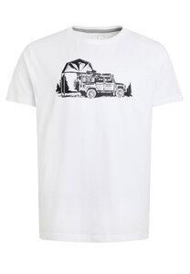 Herren T-Shirt Beside Mainstream - Elkline