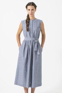 Kleid FRIDA aus Biobaumwolle - Grenzgang