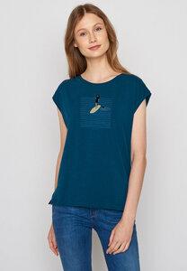 Damen Shirt Lifestyle Stand Up Tender - GreenBomb