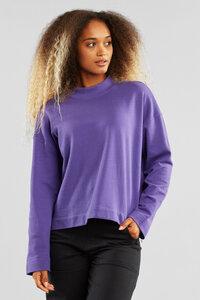 Sweater aus Bio Baumwolle mir seitlichem Zipper - Lerdala - DEDICATED