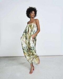 Kleid LEONIE aus recyceltem Polyester - JAN N JUNE