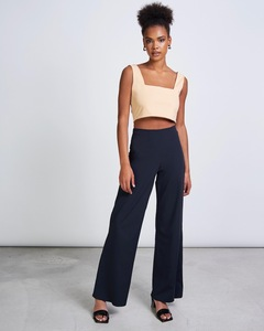 Crop Top CANCUN aus recyceltem Material - JAN N JUNE