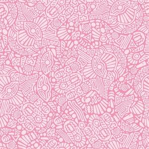 Jersey Bio-Baumwoll-Stoff Hamsa - Egedeniz Textile