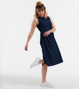 Kleid Wylie aus leichtem Denim - Gary Mash