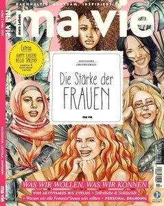 ma vie - Die Kunst sich Zeit zu nehmen (Ausgabe 2/2021) - ma vie Magazin