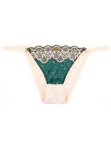 Willow 90's Bikini Slip - Nette Rose - Nette Rose