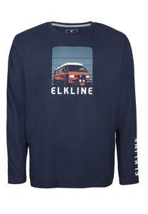 Herren Langarmshirt Hot Seat - Elkline