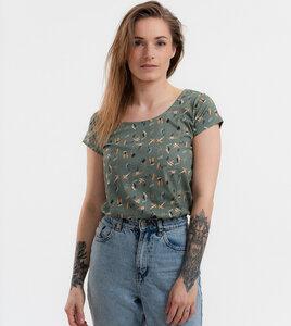 Shirt Asheville Strokes aus Biobaumwolle - Gary Mash