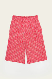 Bio Culotte Rockhose 3/4 Lang - Luan - Lana naturalwear