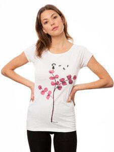 FellHerz Damen T-Shirt Eukalyptusmädchen - FellHerz