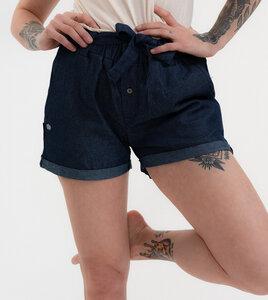 Shorts Daisy aus leichtem Denim - Gary Mash