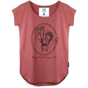 Shirt Asheville Pferdeliebe aus Biobaumwolle - Gary Mash