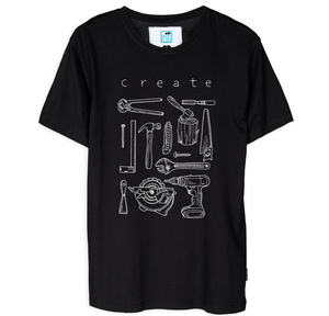Shirt Create groß aus Biobaumwolle - Gary Mash