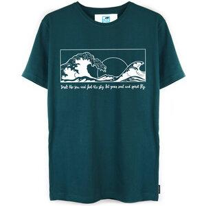 Shirt Welle aus Biobaumwolle - Gary Mash