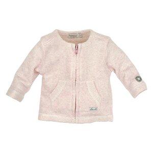 Baby Jacke rose GOTS - Bondi