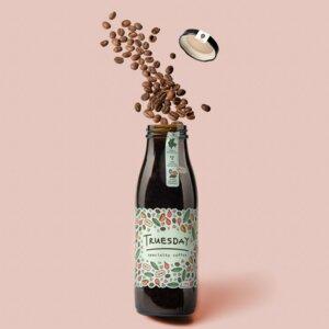 TRUESDAY Cauca Excelso - der erste Kaffee mit True Price (Mehrwegflasche) - TRUESDAY Specialty Coffee
