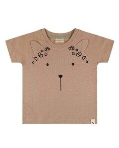Baby/ Kleinkind T- Shirt *Leopard Ear* GOTS & Bio | Turtledove London - Turtledove London