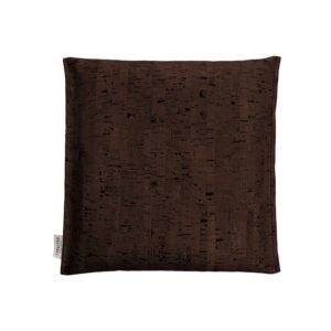 Kissen aus Kork / (quadratisch, mehrfarbig) - Corkando / Home