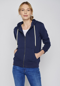 Damen Jacke 100% Biobaumwolle Basic Vivid - GreenBomb