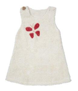 Trägerkleid mit Schmetterling (KbA) - Efie