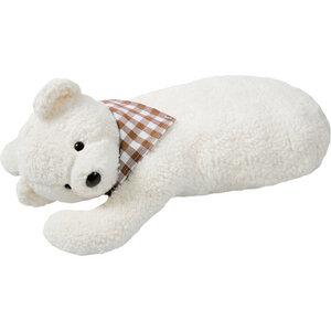 Kirschkern-Wärmekissen Teddy mit Halstuch, kbA, 100 % Made in Germany - Efie