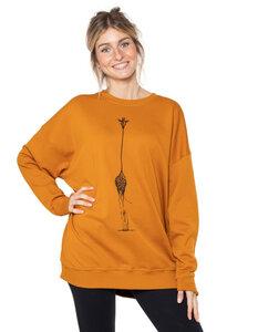 """Damen Oversize Pullover aus Bio-Baumwolle """"Camilla"""" - CORA happywear"""