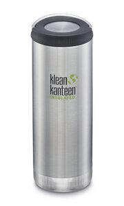 Klean Kanteen TKWide vakuumisoliert 16 oz (473ml) mit Loop Cap - Klean Kanteen