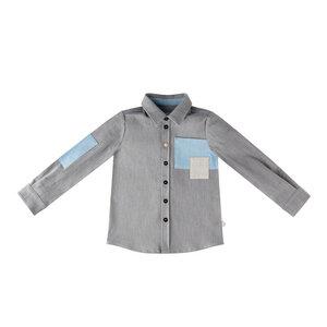 """Hemdjacke aus Bio Baumwolle """"Mosquito"""" - Marraine Kids"""