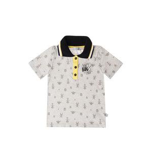 "Polo Shirt aus Bio Baumwolle ""Bug's life"" - Marraine Kids"