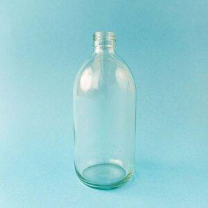 Glasflasche 500 ml - Sauberkasten