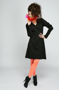 Satin-Kleid Kassiopeia - Göttin des Glücks