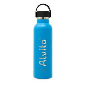 Alvito Isolierflasche Edelstahl 600 ml mit Keramik-Beschichtung innen - Alvito