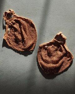 Einkaufsnetz Tasche Turtle Bags vegtable die - Turtle Bags