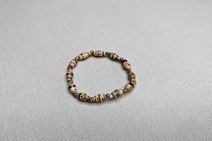 """Kinderarmband aus Papierperlen """"LIRA"""" recycelt - PEARLS OF AFRICA"""