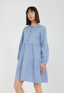 KOBENHAAVN - Damen Kleid aus Bio-Baumwoll Mix - ARMEDANGELS