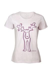 Damen T-Shirt Rudolfine - Elkline