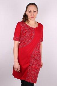 Fairtrade Damen Kurzarmkleid aus Bio-Baumwolle Gemma - NEPALAYA