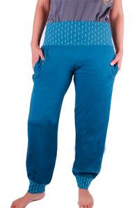 Fairtrade Damen Hose aus Bio-Baumwolle Käthe - NEPALAYA