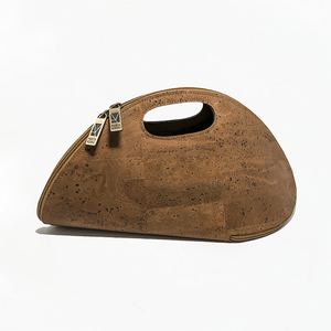 Cork Shell Bag - Marita Moreno