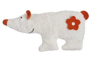 Dinkelkorn-Wärmekissen Eisbär (KbA) - Efie