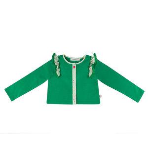 """Jersey Jacke aus Bio Baumwolle """"Iris"""" - Marraine Kids"""