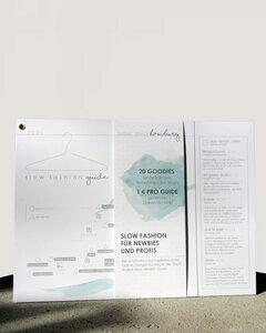 Slow Fashion Guide Hamburg 2021 - awaredress