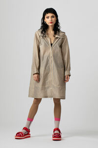 Parka CANNA, recyceltes Polyester (transparent) - RAFFAUF - Urban Outdoor Apparel